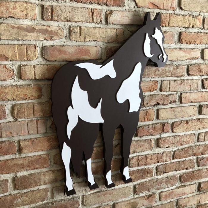 Nástěnka Paint horse