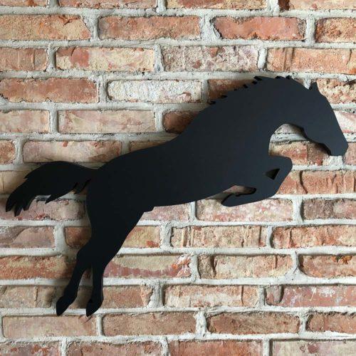 Nástěnka kůň ve skoku lll