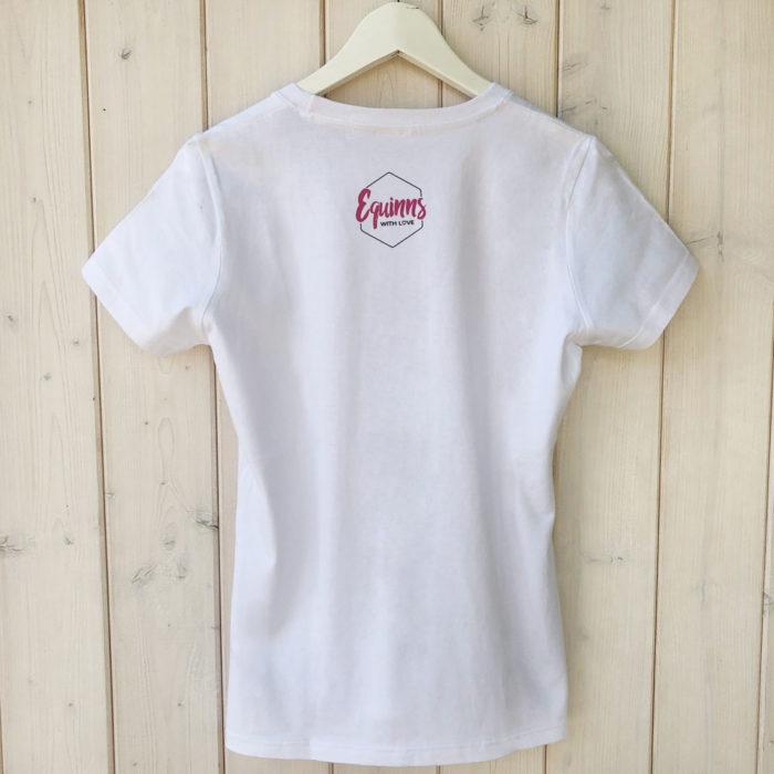 Tričko Equinns bílé